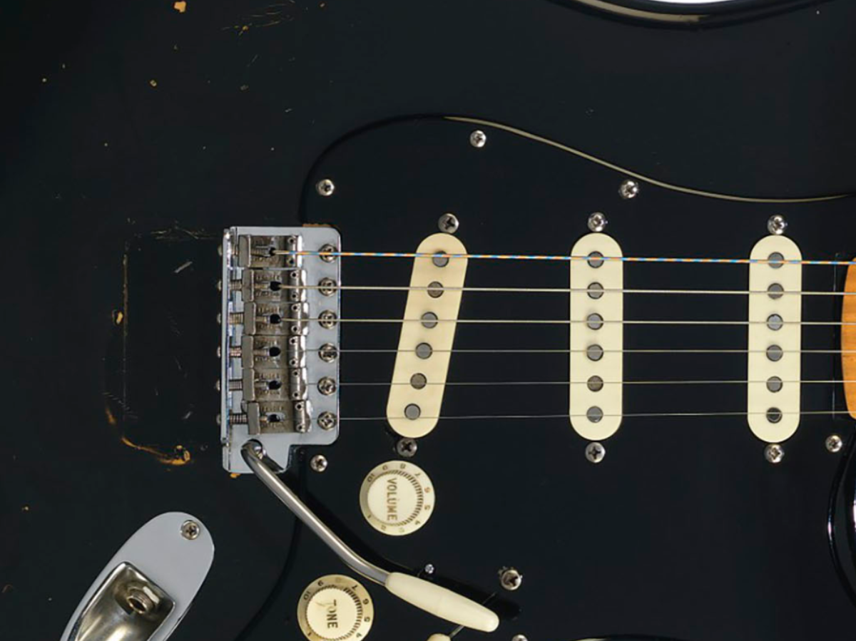 The Guitars That Shaped The Best Selling Albums Of All Time