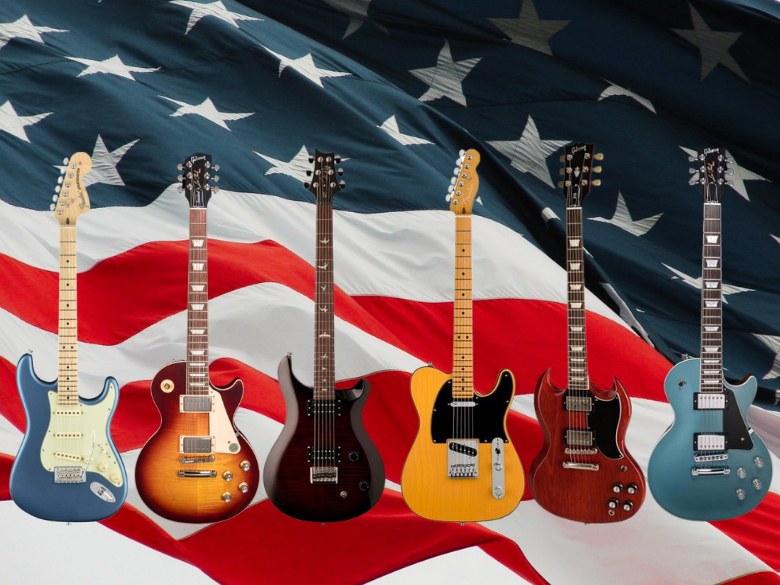 13 Affordable Classic American Made Guitars