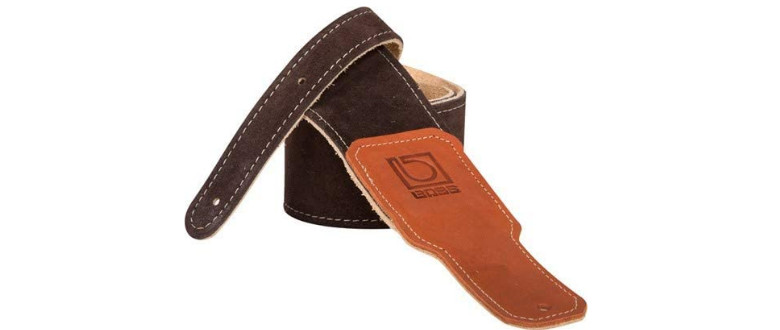 Boss best guitar strap