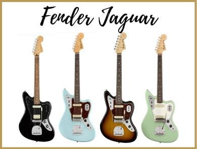 fender jaguar vs jazzmaster