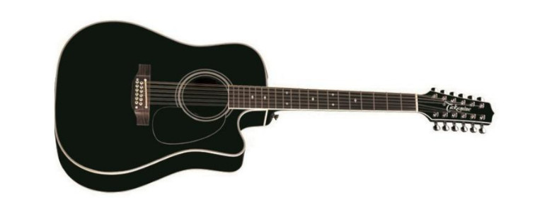 Best Takamine 12 string acoustic electric guitar with Rosewood fretboard
