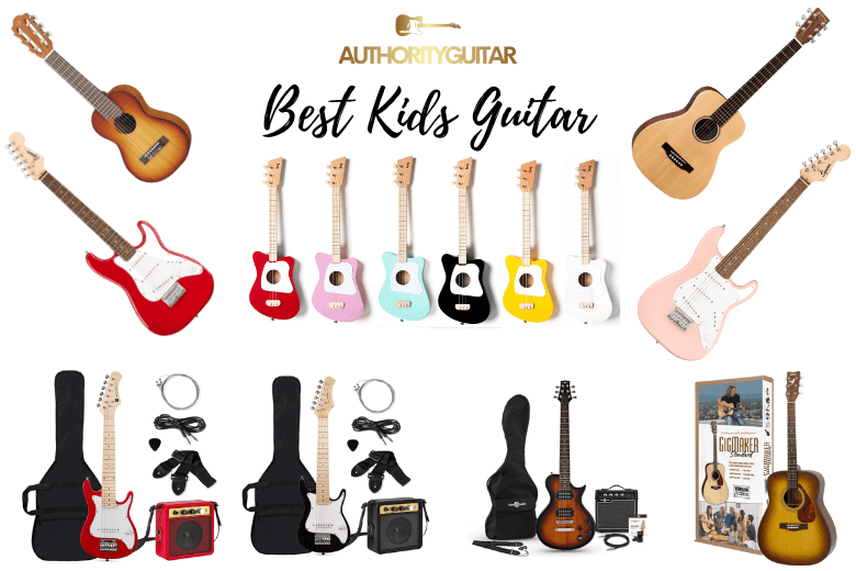 Best Kids Guitar 2021: Complete Guide To Finding The Right Guitar