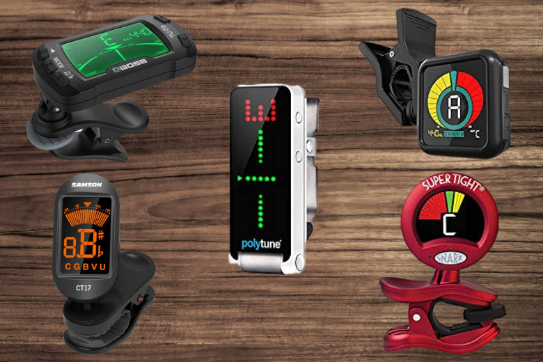 The Best Clip On Guitar Tuner & Top Pedal Tuner Reviews