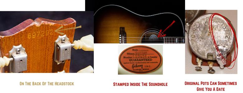 Digit serial numbers & Stamped Serial header