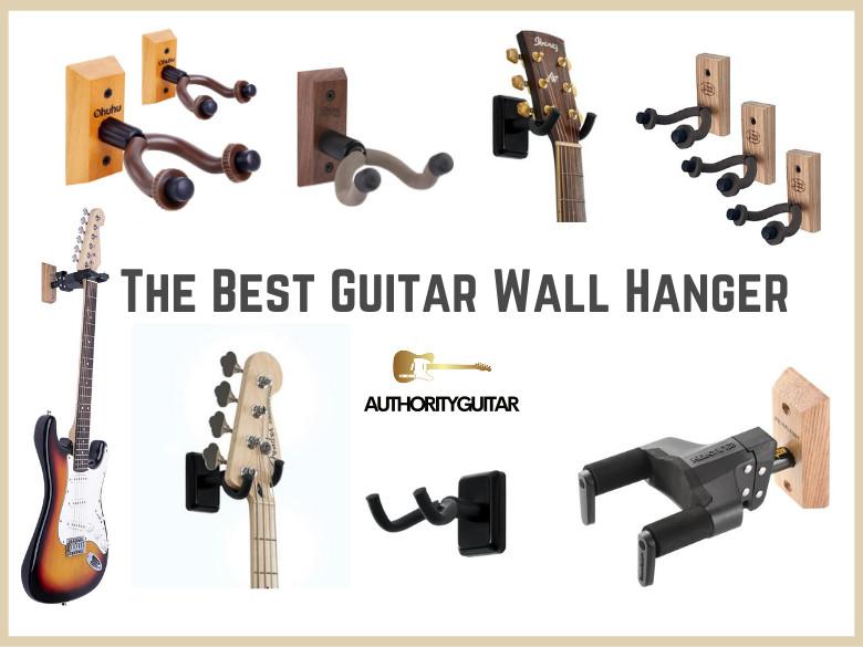 Best Guitar Wall Hanger: 5 Trustworthy Guitar Wall Mounts